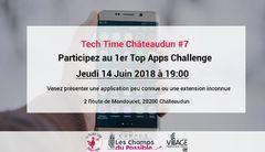 Soirée TECH TIME Châteaudun !