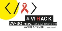 #VI HACK Tours (37) Le HQ pour le 1er HACKATHON VIH !