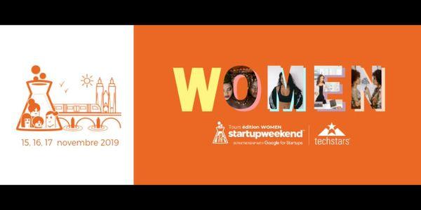 Startup Weekend WOMEN Tours 2019