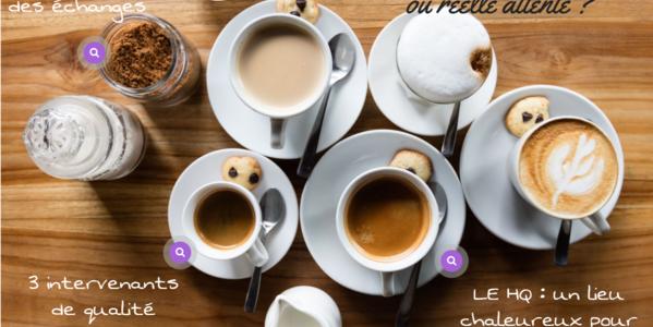 Breakfast Time / ANDRH Touraine & le réseau #CoworkingCVL présentent / Télétravail : effet de mode ou réelle attente ?