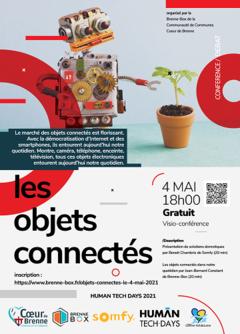 ANIMATION HTD2021 « Les objets connectés dans notre quotidien » by BRENNE BOX
