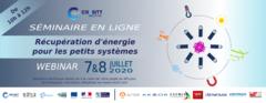Web-Séminaire « Récupération d'énergie pour les petits systèmes »