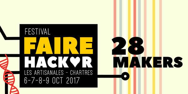 Festival Faire Haker by BETAMACHINE LAB