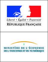 Partenaire Ministère de l'Economie de l'Industrie et du Numérique